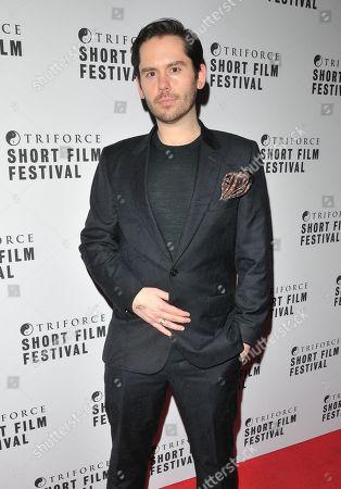 Editorial picture of TriForce Short Film Festival, Gala Ceremony, London, UK - 02 Dec 2017