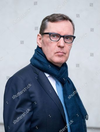Stock Photo of Alan Milburn, former Chair of the Social Mobility Commission