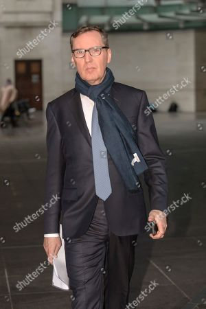 Editorial image of 'The Andrew Marr' TV show, London, UK - 03 Dec 2017