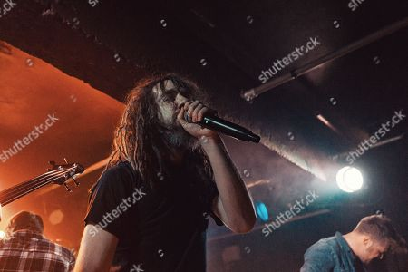 Editorial picture of Sikth in concert at Academy, Manchester, UK - 02 Dec 2017