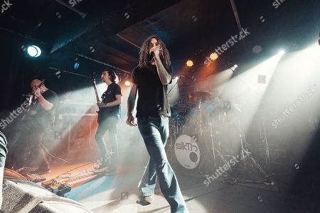 Stock Picture of Sikth - Mikee Goodman
