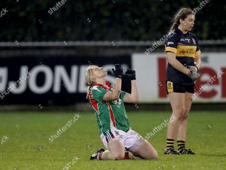 Editorial picture of All Ireland Ladies Senior Club Football Championship Final, Parnell Park, Dublin  - 03 Dec 2017