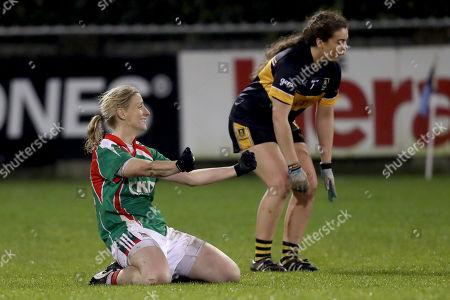 Editorial image of All Ireland Ladies Senior Club Football Championship Final, Parnell Park, Dublin  - 03 Dec 2017