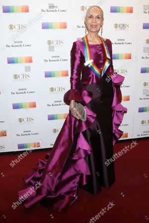 Carmen de Lavallade attends the 40th annual Kennedy Center Honors at the Kennedy Center, in Washington
