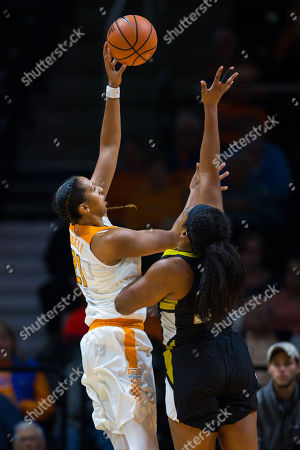 Editorial photo of NCAA Basketball Alabama State vs Tennessee, Knoxville, USA - 03 Dec 2017