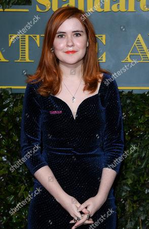 Stock Photo of Katherine Soper