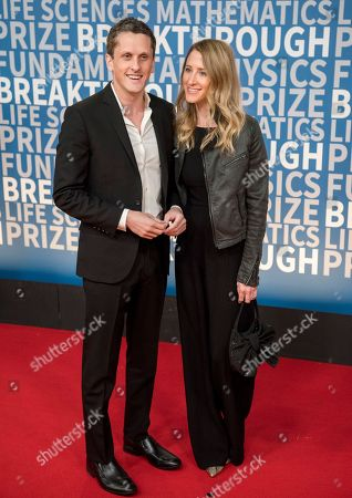 Editorial photo of 6th Annual Breakthrough Prize Awards, Mountain View, USA - 03 Dec 2017