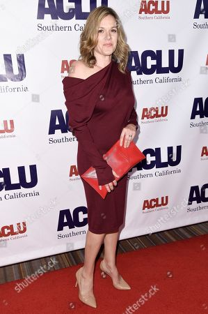 Stock Picture of Catherine Dent attends the 2017 ACLU SoCal's Bill of Rights Dinner at the Beverly Wilshire Hotel, in Beverly Hills, Calif