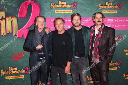 Ralf Huettner (Regisseur), Uwe Ochsenknecht, Henning Baum, Alexander Beyer,..