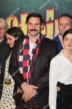 Editorial photo of Premiere of Shiverstone Castle 2 at Mathaeser Filmpalast, Munich, Germany - 03 Dec 2017
