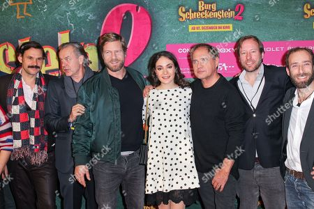 Editorial image of Premiere of Shiverstone Castle 2 at Mathaeser Filmpalast, Munich, Germany - 03 Dec 2017