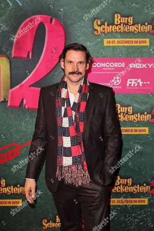 Stock Photo of Alexander Beyer, ..