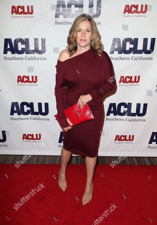Editorial picture of ACLU SoCal's Annual Bill of Rights Dinner, Arrivals, Los Angeles, USA - 03 Dec 2017