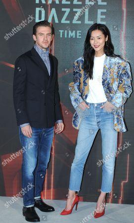 Dan Stevens and Liu Wen