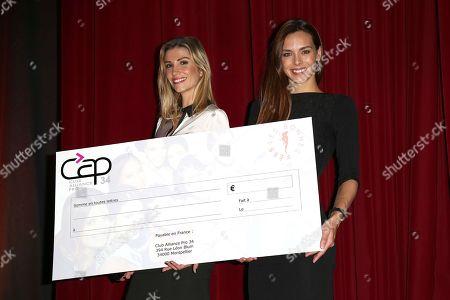 Alexandra Rosenfeld and Marine Lorphelin