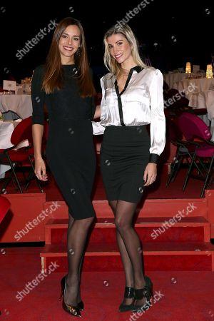 Marine Lorphelin and Alexandra Rosenfeld