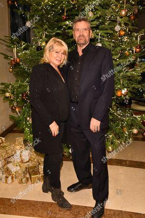 Guenther Klum and Ehefrau Erna  ..