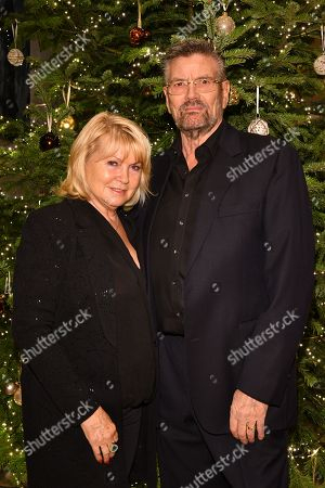 Stock Picture of Guenther Klum and Ehefrau Erna  ..
