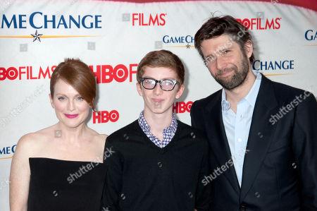 Julianne Moore, Caleb Freundlich & Bart Freundlich