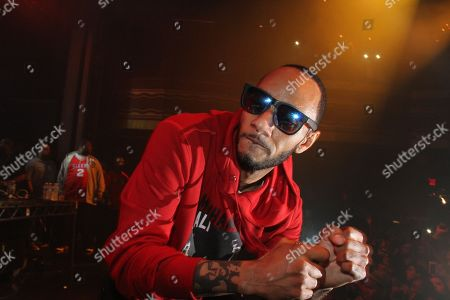 Editorial picture of Swizz Beats Performs at Webster Hall - 14 Apr 2011