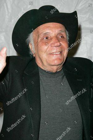 Jake Lamotta 25th Anniversary Screening of Raging Bull at the Ziegfeld Theatre New York City January 27 2005