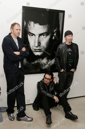 Editorial picture of Stellan Holm Gallery Opening Reception For Anton Corbijn's U2&i, New York, USA - 09 Oct 2005