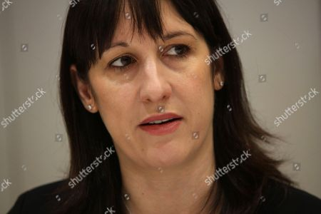 Stock Image of Rachel Reeves MP, Chair of the Business, Energy and Industrial Strategy Select Committee