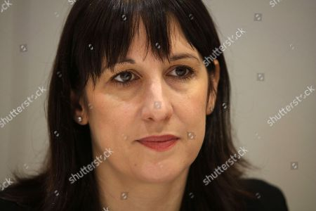Stock Photo of Rachel Reeves MP, Chair of the Business, Energy and Industrial Strategy Select Committee