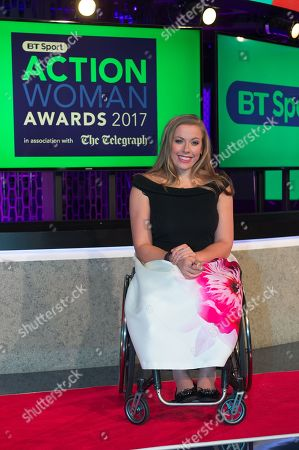 Editorial image of The BT Sport Action Woman Awards, London, UK - 04 Dec 2017