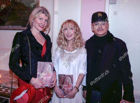 Meredith Ostrom, Basia Briggs, Stuart Watts