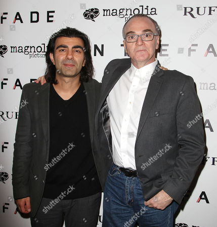 Fatih Akin and Eamonn Bowles, President of Magnolia Pictures