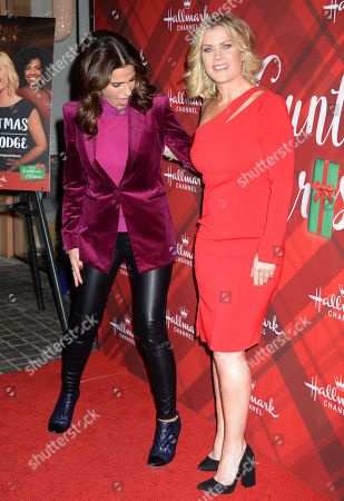 Kristian Alfonso and Alison Sweeney