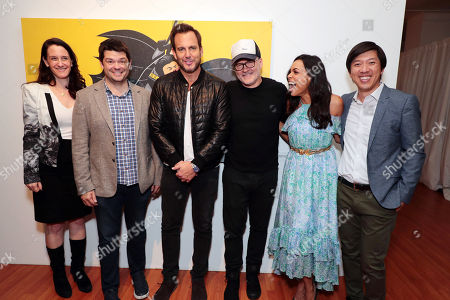 Editorial photo of 'The LEGO Batman Movie' Special Screening and Gallery Showing at The Pacific Design Center, Los Angeles,  USA - 04 December 2017