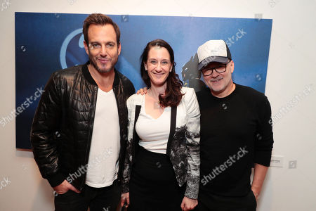 Will Arnett, Allison Abbate - Warner Animation Group and Chris McKay - Director
