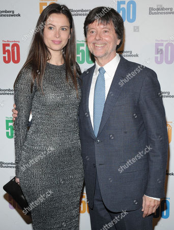 Stock Picture of Lilly Burns, Ken Burns
