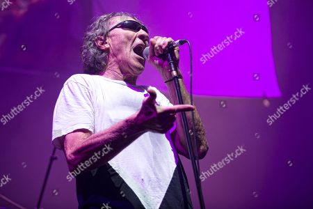 Editorial image of The Tubes in concert at the SSE Hydro, Glasgow, Scotland, UK - 12 Nov 2017
