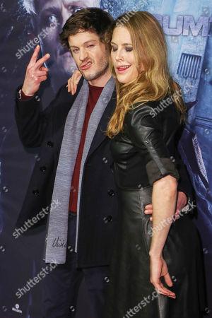 Editorial photo of 'Alien Invasion: S.U.M.1' film premiere, Berlin, Germany - 04 Dec 2017