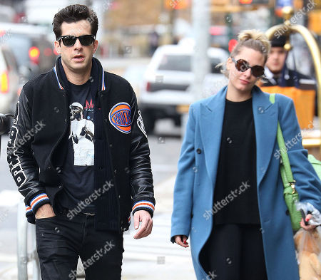 Mark Ronson, Samantha Urbani