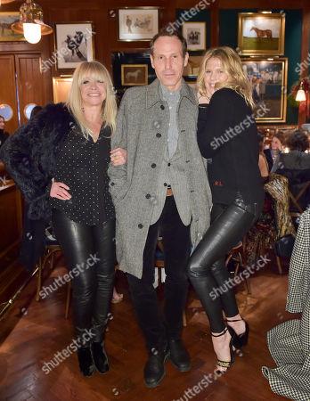 Editorial image of Polo Ralph Lauren and Alexandra Richards host Polo Bear Holiday Dinner, at Ralph's Coffee & Bar, London, UK - 05 Dec 2017