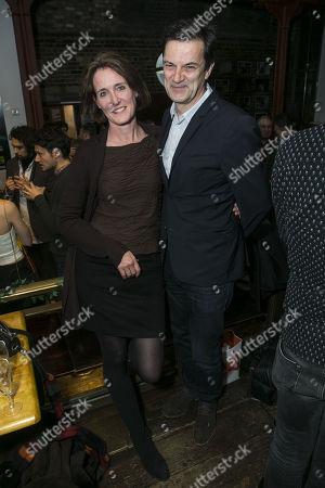 Kate Gardner and Tony Gardner