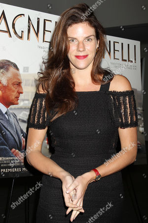 Editorial photo of HBO Documentary Films presents The New York Premiere of 'Agnelli', USA - 05 Dec 2017