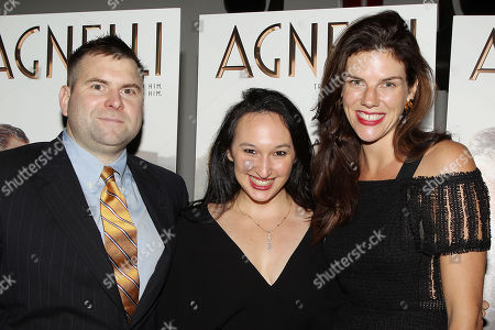 Editorial image of HBO Documentary Films presents The New York Premiere of 'Agnelli', USA - 05 Dec 2017