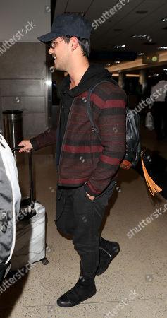 Stock Photo of Taylor Lautner