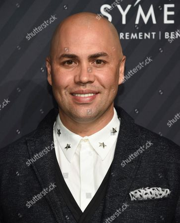Professional baseball player Carlos Beltran attends the Sports Illustrated 2017 Sportsperson of the Year Awards at the Barclays Center, in New York