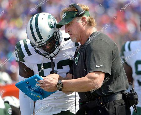 Editorial photo of Jets Bills Football, Orchard Park, USA - 10 Sep 2017