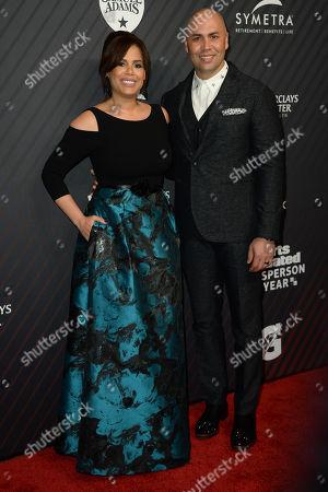 Jessica Lugo and Carlos Beltran