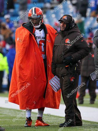 Editorial image of Browns Bills Football, Orchard Park, USA - 18 Dec 2016