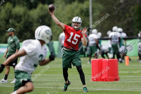 Editorial picture of Jets Football, Florham Park, USA - 29 Jul 2017