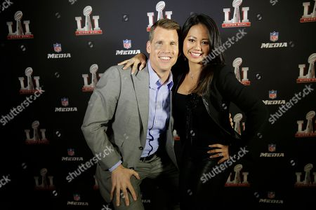 Editorial image of NFL Media Super Bowl LI Party, Houston, USA - 3 Feb 2017