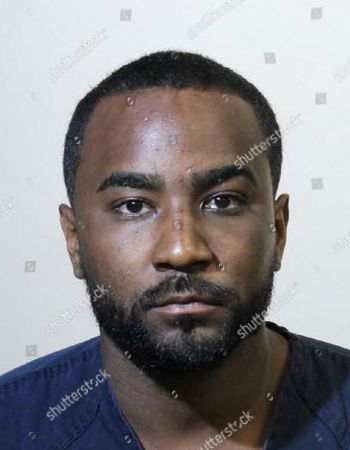 Stock Photo of This photo provided by the Sanford Police Department shows Nick Gordon. Police in Sanford, Fla., said they arrested the ex-boyfriend of the late Bobbi Kristina Brown, on a domestic violence charge